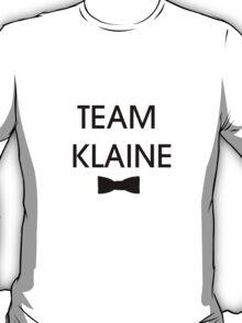 """""""You complete me"""" Team Klaine T-Shirt T-Shirt"""