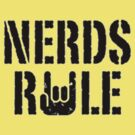 Nerds Rule by zachattacker