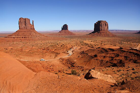 Monument Valley by Robyn Lakeman