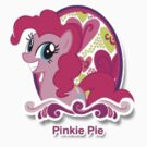Pinkie Pie My Little Pony by Emilyne