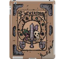 Enchiridion iPad Case/Skin