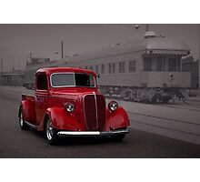 1937 Ford Pickup Truck Photographic Print