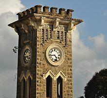 Old Clock Tower in Kurunagala, Sri Lanka by Haz Preena