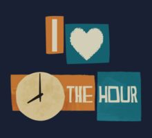 I Love The Hour by nimbusnought