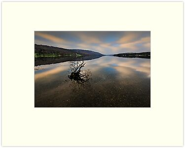 Coniston Dawn by John Hare