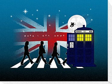 Beatles feat. Dr.Who - Mash Up (Original Version) by soulthrow