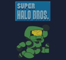 Super Halo Bros by ThatsMyTrunks