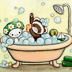 Bubble Babies by Shelly  Mundel