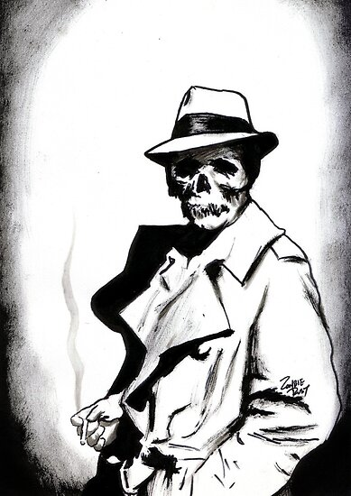 Like Bogart by Zombie Rust