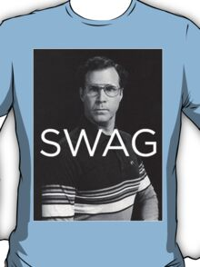 Will Ferrell Swagger T-Shirt