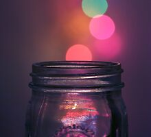 Jar Full of Bokeh by Dev7in