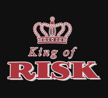 King of Risk Kids Clothes