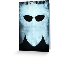 What is it  Greeting Card