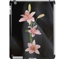 Hearts and Lilies iPad Case/Skin