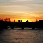 Parisian Dawn by SHappe