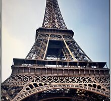 The Eiffel Tower, 3 by Forrest Harrison Gerke