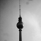 Berlin TV Tower by SHappe