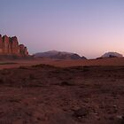 Wadi Rum by SHappe