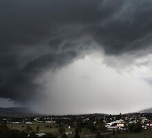 Boonah Hailstorm - November 18th, 2012 by SouthBrisStorms