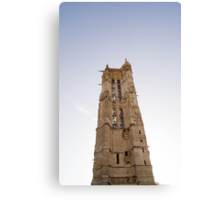 tower holy jack in Paris, France  Canvas Print