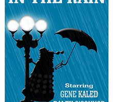 Exterminatin' in the Rain by ToneCartoons