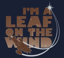 Leaf on the Wind - Browncoats Edition Kids Clothes