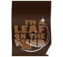 Leaf on the Wind - Browncoats Edition Poster