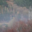 Glendalough Bell Tower by Desaster