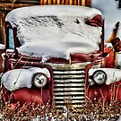 Old Trucks in HDR#6 by peaceofthenorth