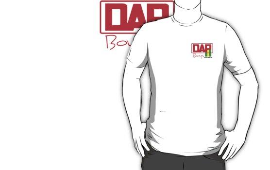 DAP Boys Australia T Shirt Design  by harrisonformula