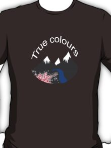 True colours m T-Shirt