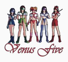 Venus Five by hotanime