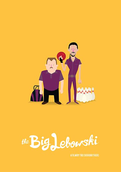 'The Big Lebowski' by Olaf Cuadras