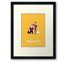 'The Big Lebowski' Framed Print