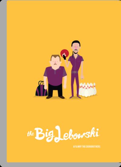 'The Big Lebowski' by Olaf Cuadras