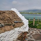 Easthouse croft, Papil, West Burra, Shetland by Richard Ion