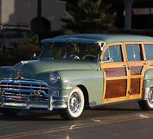 50 Chrysler Woody by WildBillPho
