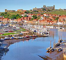 Whitby    by Colin J Williams Photography