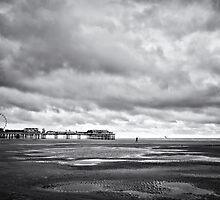 Beach Walk by Michelle McMahon