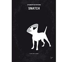 No079 My Snatch minimal movie poster Photographic Print