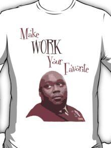 Elf - Make Work Your Favorite T-Shirt