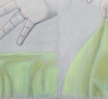 hand magic by maidenwolf
