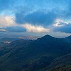 Pike of Blisco, Lake District by Rebecca Mason