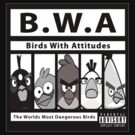 Birds With Attitudes by Victor Varela