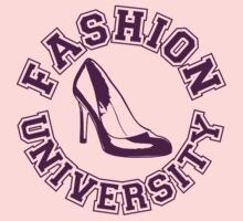 Fashion university  by GraceMostrens