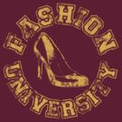 Fashion university V (vintage) by GraceMostrens