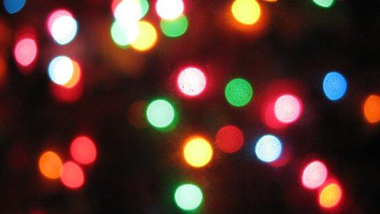 Christmas Lights  by Docharmony