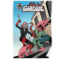 Lady Ghoul Issue 2 Cover Poster