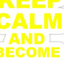 Keep Calm- Pokemon Master Sticker