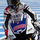 Jorge Lorenzo 99 by corsefoto